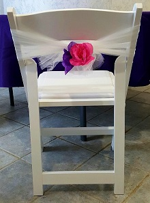 Phenomenal Bob Bs Party Rentals Chair Covers Download Free Architecture Designs Rallybritishbridgeorg