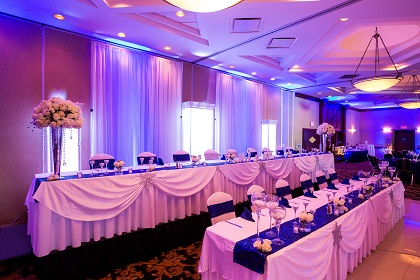 White Spandex Folding Chair Covers